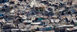 The January 2010 earthquake devastated the island nation.