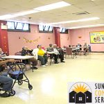 The Corsi Senior Center is located in East Harlem.