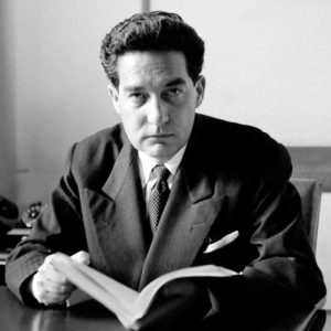 Writer Octavio Paz is being recognized posthumously.