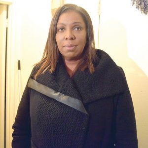 """No New Yorker should be subjected to live in a hazardous home,"" said Public Advocate Letitia James."