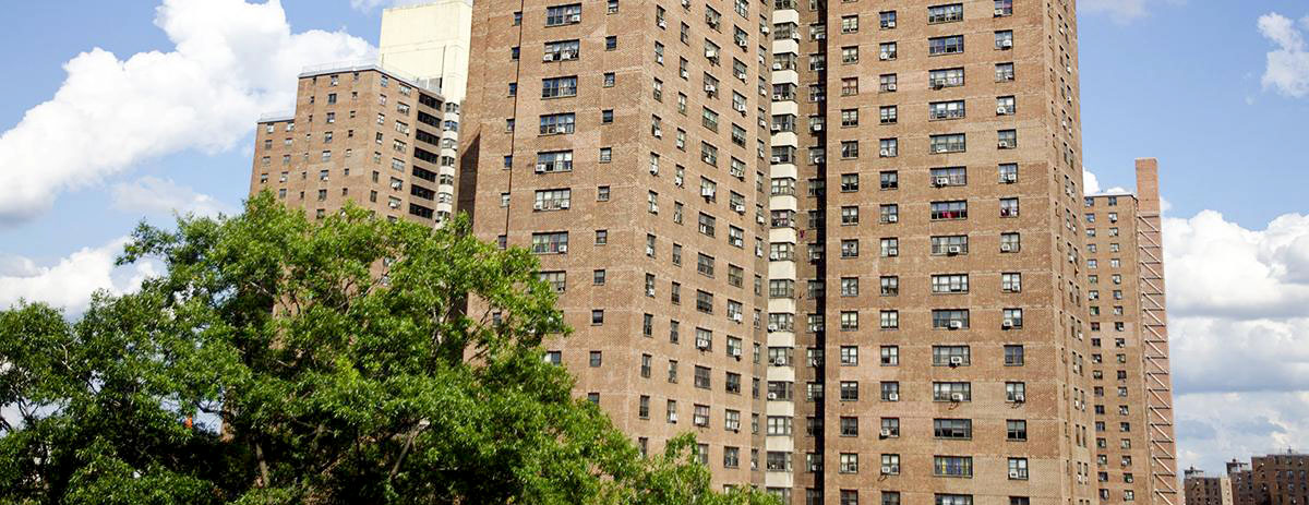 NYCHA must visually assess 55,000 apartments each year.