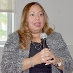 """""""These people need to be represented,"""" said NYWCC President Quenia Abreu."""