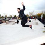 Taking flight. Photo: Malcolm Pinckney/NYCParks
