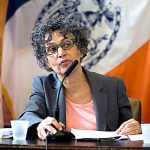 Health Commissioner Dr. Mary T. Bassett.