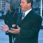 """We are demanding more integrated schools,"" said Councilmember Brad Lander."