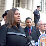 """This is a major step backwards for the FDNY,"" said Public Advocate Letitia James."