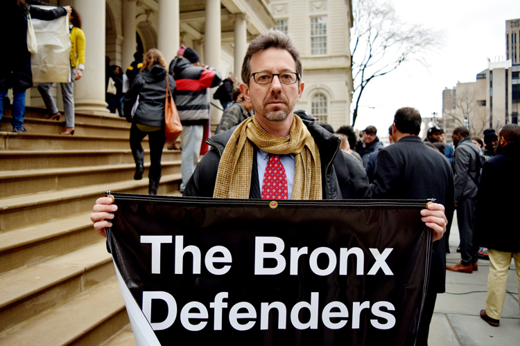 Craig Levine is Director of Policy Reform for The Bronx Defenders.