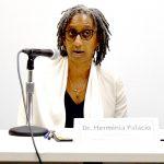 Deputy Mayor Herminia Palacio will remain.