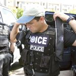 There have been 40 immigration arrests in city courthouses this year.