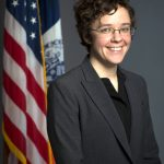 Emma Wolfe is being promoted to Chief of Staff.