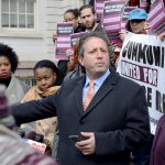 """""""The coalition that built the movement isn't part of the deal,"""" said Councilmember Brad Lander."""