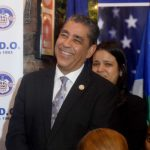 The event was hosted by Congressman Adriano Espaillat.