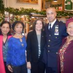 He recently served as Commanding Officer of the 43rd Precinct.