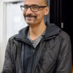 """""""I was young when I started using art as my sort of haven,"""" said author Junot Díaz."""