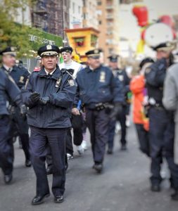 As the former Chief of Department, Carlos Gómez was the NYPD's highest ranking Latino officer; he retired in late 2017.