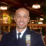 Fausto Pichardo is the first NYPD Chief of Dominican heritage.