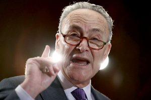 """We have a way to address the fate of the DREAMERs, starting right now,"" said Senate Majority Leader Chuck Schumer said on the Senate floor."