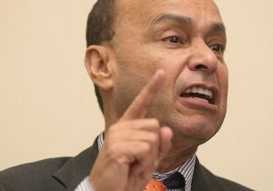 """Democrats are still not willing to go to the mat,"" said Rep. Luis V. Gutiérrez."