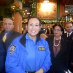 """""""He's going to be a good addition to the top brass,"""" said Detective Haydee Pabey."""