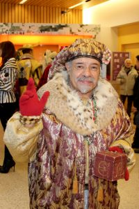 Leading the parade will be its longtime King Emeritus, Jesús 'Papoleto' Meléndez.