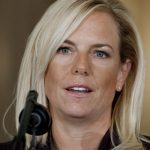 """""""The substantial disruption of living conditions no longer exist,"""" said Secretary of Homeland Security Kirstjen M. Nielsen."""