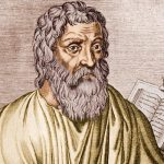 """Hippocrates has been referred to as the """"Father of Medicine."""""""