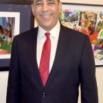 Congressman Adriano Espaillat hosted the event.