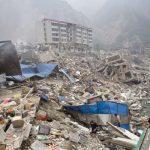 The 2001 earthquake devastated El Salvador.