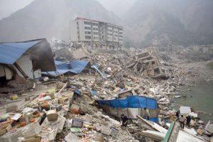 El terremoto de 2001 devastó a El Salvador.