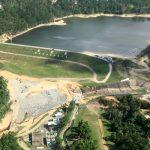 The Guajataca Dam was damaged.