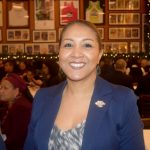 """""""We're all celebrating,"""" said Raysa Gálvez of theNew York Dominican Officers Association (NYDO)."""