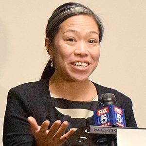 """""""It really brings to light what this work is all about,"""" said HPD Commissioner Maria Torres-Springer."""