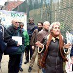 """Now we're fighting,"" said RENA activist Jeanie Dubnau."