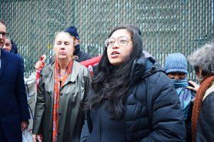 """This is a crisis,"" said housing advocate Nova Lucero."