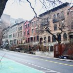 The group has also called for landmarking of adjacent rowhouses.