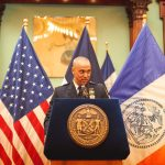 Fausto Pichardo is the the first NYPD officer of Dominican heritage to be named a two-star chief.
