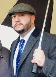 Councilmember Rafael Salamanca. Photo: Gregg McQueen