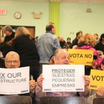 Residents voiced opposition.