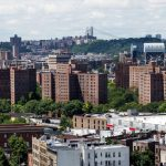 The sprawling NYCHA complex has 11 buildings.