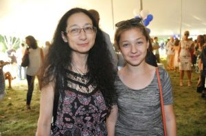 Artist Lilia Levin will curate the art show.