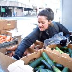 """""""We want to bring food to where the people are,"""" said Manager ErikaFreund."""