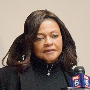 State Assemblymember Inez Dickins.