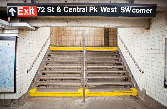 The 72nd Street station will close on May 7.