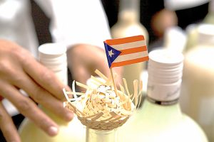 The center has also hosted annual coquito contests.