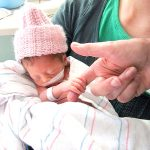 Touch can help preemies gain significantly more weight.