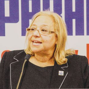 """""""We are proud that we've been able to…assist Dominican students accomplish their educational goals,"""" said María M. Khury, DDP Board Chair."""