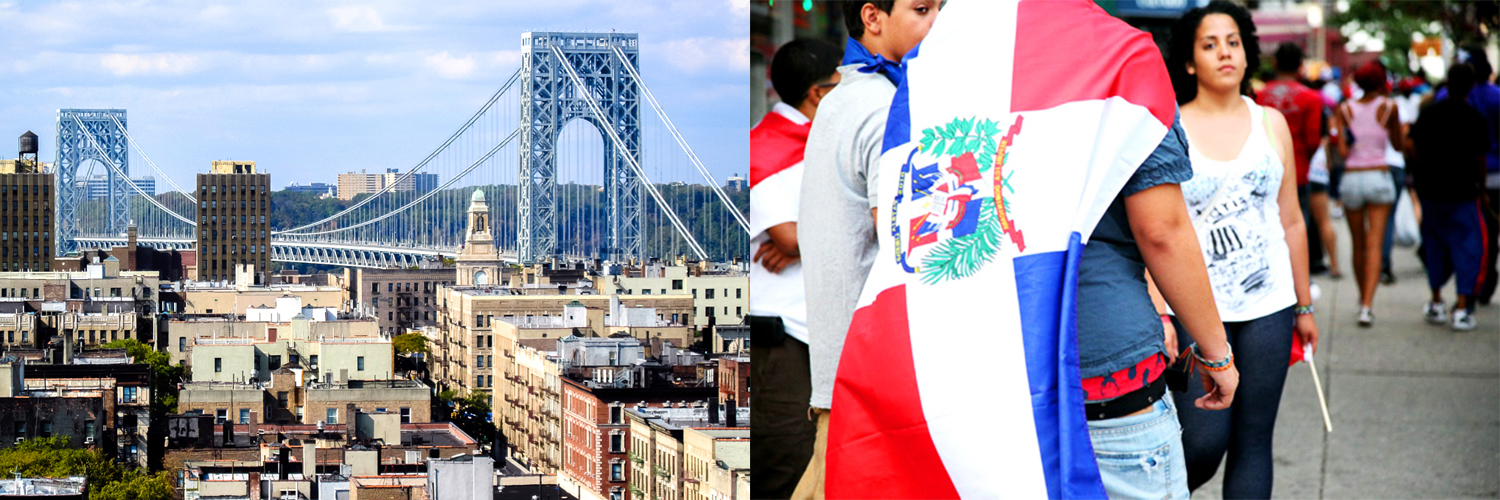 Northern Manhattan has long been an enclave for New Yorkers of Dominican descent.