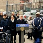 """We're becoming a tale of two blocks,"" said City Comptroller Scott Stringer."