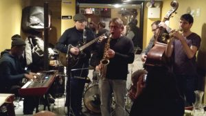 The group of uptown jazz musicians and educators formed in 2014.