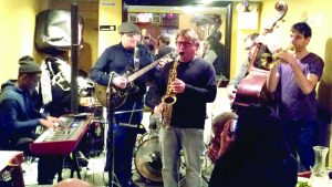 The group of uptownjazzmusicians and educators formed in 2014.